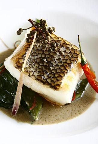 Roger marti executive chef grand hyatt dubai for Atlantic fish fry